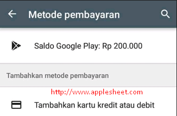 Voucher Google Play Gratis Ulasan Tutorial 2020